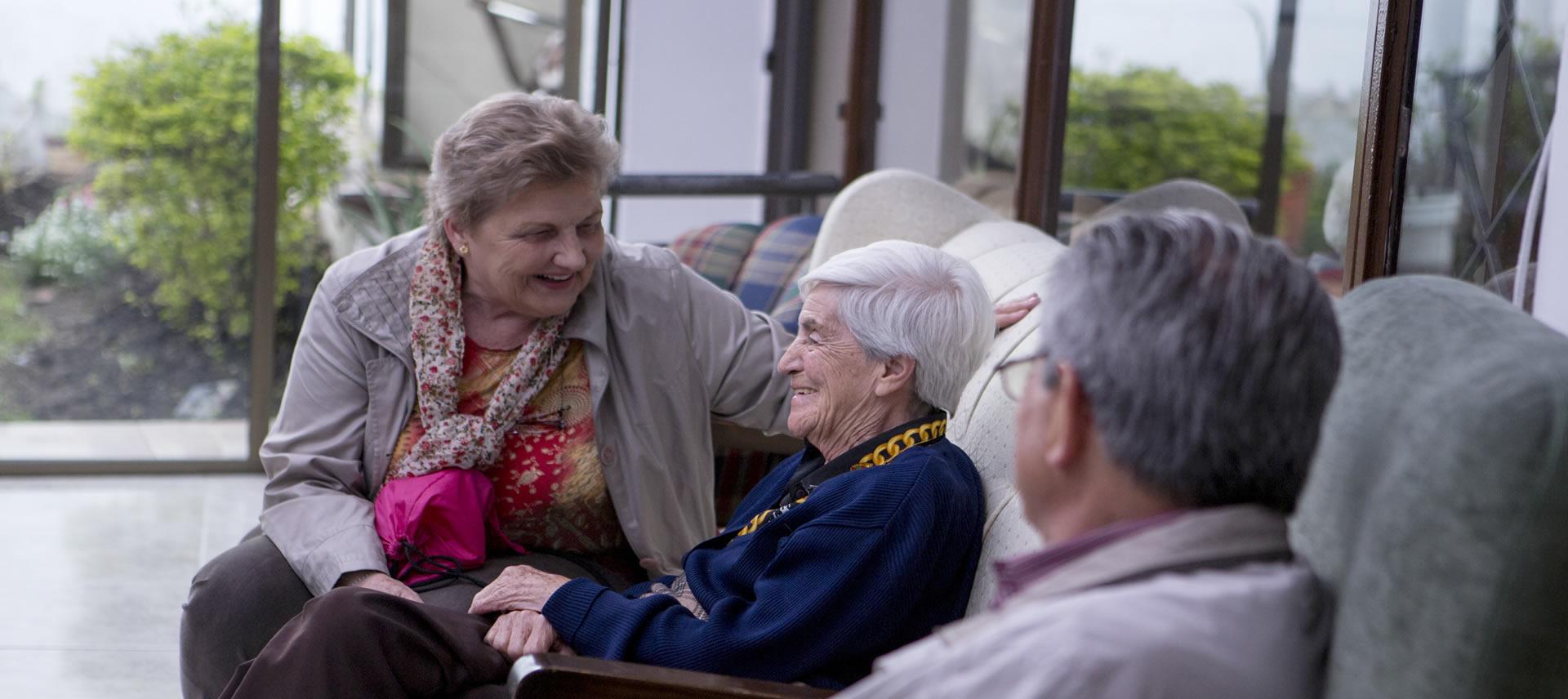 Hogar de acompañamiento al adulto mayor